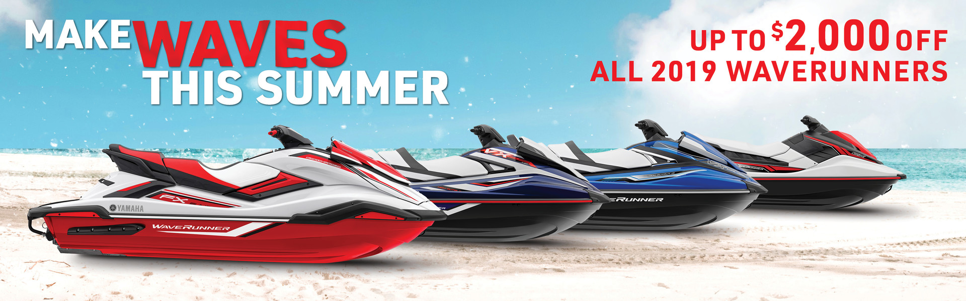 Sunshine Coast Yamaha | Yamaha Outboards and Waverunners